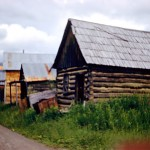 Barkerville, a gold rush town