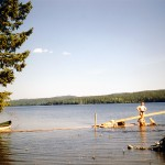 Big lake ranch swimming hole