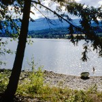 Blind bay, Shuswap lake