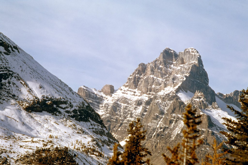 Cathedral Mountain - dads pick