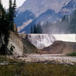Chancellor peak and Wapta falls 2
