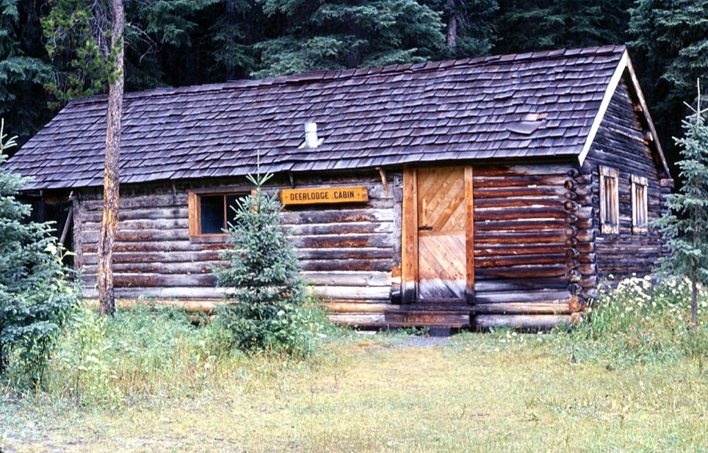 Deerlodge cabin - dads pick