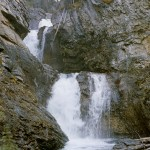 Falls on the Ottertail river