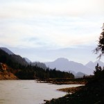 Fraser river near Emery creek