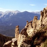 Hoodoos on Hoodoo creek