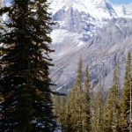 Mount Huber - Yoho national park