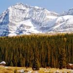 Mount Odaray - Yoho national park 2