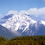 Mount Peechee - Banff national park