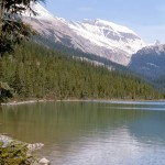 Mt Niles, Mt Daly and Sherbrooke lake - Yoho