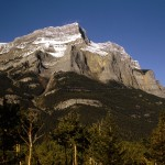 Mt Rundle - Banff national park