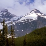 Mt huber - Yoho national park