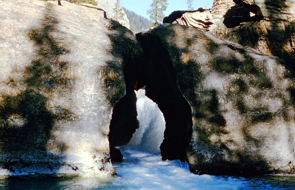 Natural bridge - dads pick