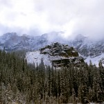 Opabin prospect at lake O'Hara
