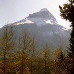 Pilot Mtn - Banff national park