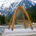 Summit of Rogers pass