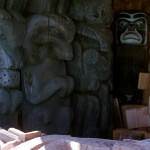 The making of a totem