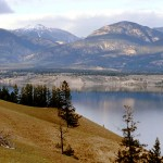View of Windermere from Invermere