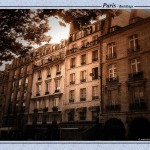 Paris buildings 5