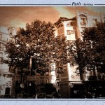 Paris buildings 6