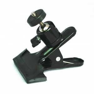 Camera mounts and clamps