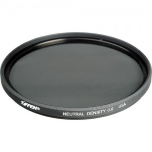 Lens filters - tiffen neutral density filter