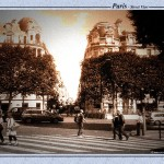 Paris street views 9